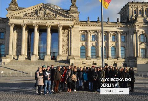 Wycieczka dydaktyczna do Berlina