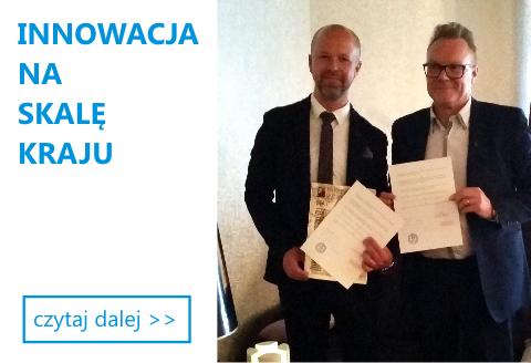 Podpisana umowa dotycząca współpracy z Finlandią