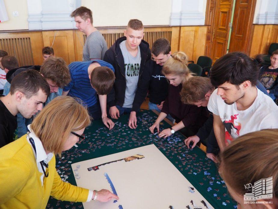 Puzzle Zespół Szkół Budownictwa Nr 1 w Poznaniu