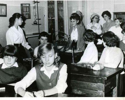 Dzień Nauczyciela 1964r.