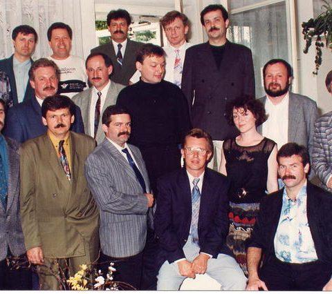 Spotkanie w Poznaniu Pod kluczem VI.1996 rok