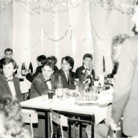 Studniówka 30.01.1988r. _18