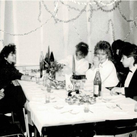 Studniówka 30.01.1988r. _21