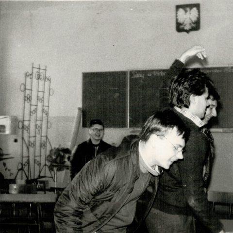 gwiazdka klasowa 1985r. klasa IVc_5