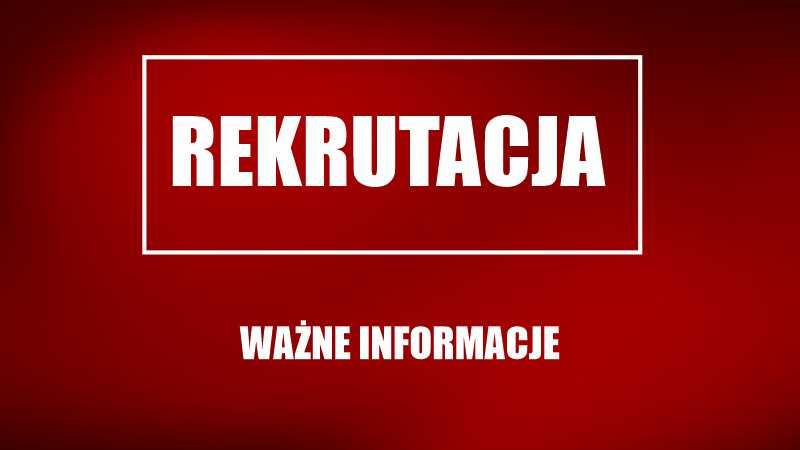 Nowe zasady rekrutacji do szkół ponadpodstawowych – Zespół Szkół  Budownictwa Nr 1 w Poznaniu
