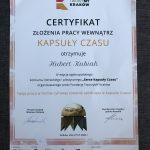 Hubert certyfikat